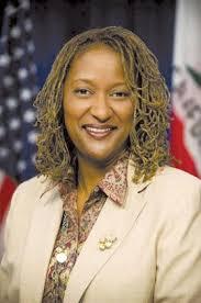 Sen. Holly Mitchell